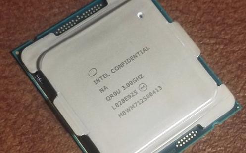 英特爾將推出一款10核心20線程的處理器 或取代當前的i9-9900X