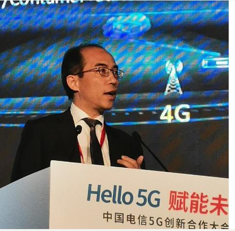 中興通訊總裁徐子陽用加減乘除法則妙喻5G網絡建設