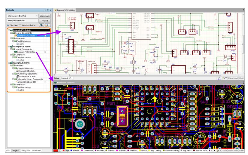 Altium Designer元器件原理图库SchLib资料免费下载