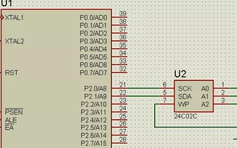 pcb制造:AT24C02芯片工作原理