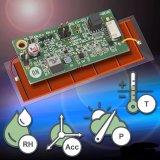 Bosch Sensortec携手安森美半导体推出仅由太阳能电池供电的RSL10多传感器平台