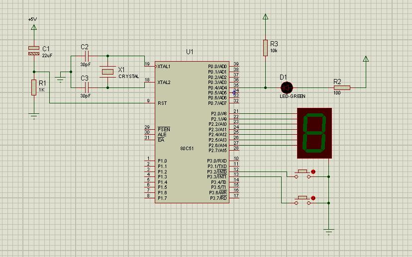 使用STM32单片机进行外部中断实验的详细资料说明