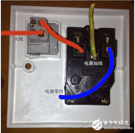 五孔插座如何接线