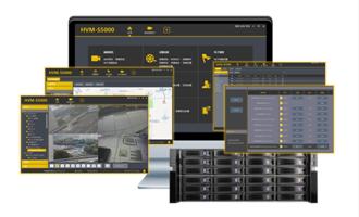 泰科HOLIS Pro H.265視頻管理解決方...