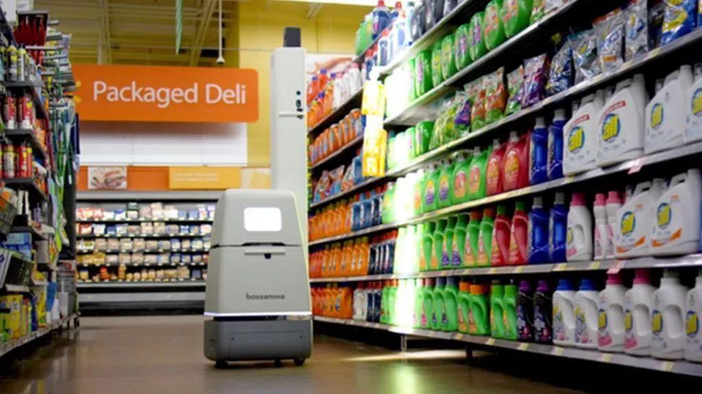 沃尔玛开了一家智慧零售门店 并非无人超市