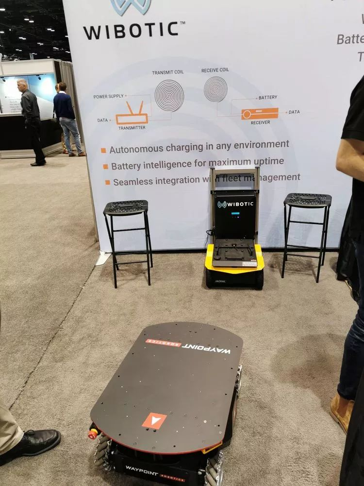 WiBotic无线充电系统为无人机充电带来福音