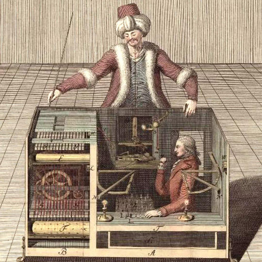 AI不为人知的故事 象棋骗术成就了一位计算机大师