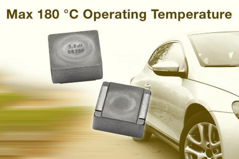 Vishay新推汽车级IHLP电感器 可在+180℃高温条件持▲续工作