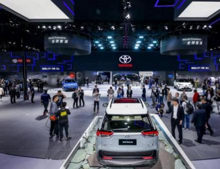 丰田全面布局电动化 只有销量能印证实力