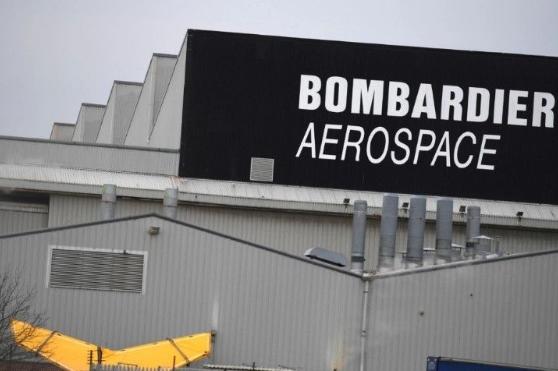 中航工业已被视为庞巴迪北爱尔兰业务的可信的竞购者