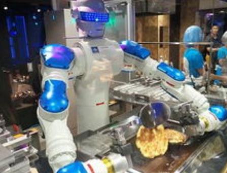 机器人助力发货 让物流变得更高效