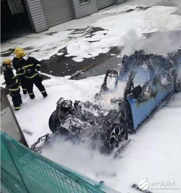 蔚来汽车官方发布进一步保障动力电池安全的行动方案