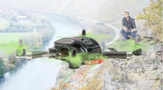 MEMS傳感器——無人機的核心