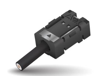 AVX發布了第一個用于工業和汽車應用的線對板射頻同軸IDC連接器