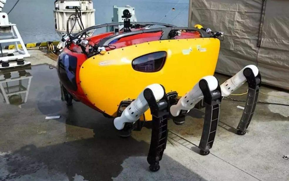 遥控机器人在深水A油田卧式采油树作业中的应用资料说明