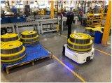 作为AGV行业的一家新兴企业,杭州蓝芯科技有着清...