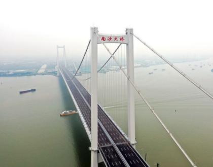 廣東移動和中興通訊實現了港珠澳大橋的5G網絡全面...