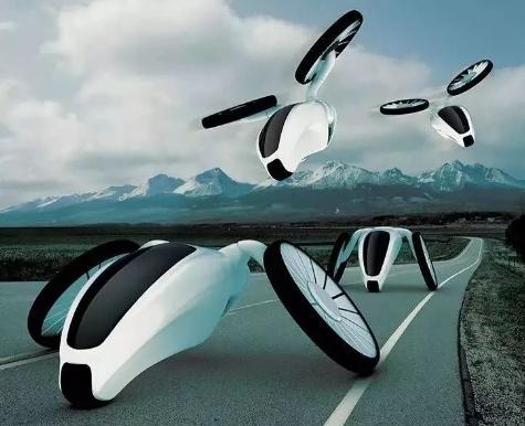 空中交通将为城市交通注入新的活力飞行时代即将到来
