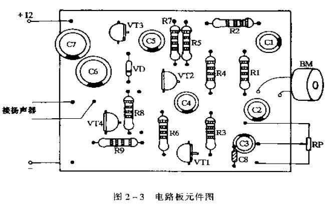 初级电子制作精选PDF电子书免费下载