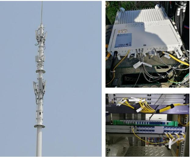 安徽移動攜手華為完成了基于C-RAN的5G前傳測...