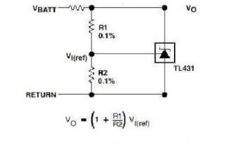 利用光耦搭建TL431反馈回路