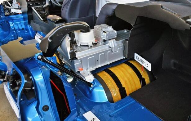 电动汽※车频起火,那氢能汽车发展得如何了?