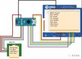 利用Arduino Nano制作的自调节时钟项目