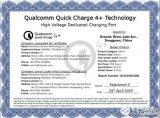 英集芯科技成為國內首家獲得高通QC4.0/QC4.0+認證許可廠商
