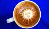 咖啡因可增强太阳能电池的能量