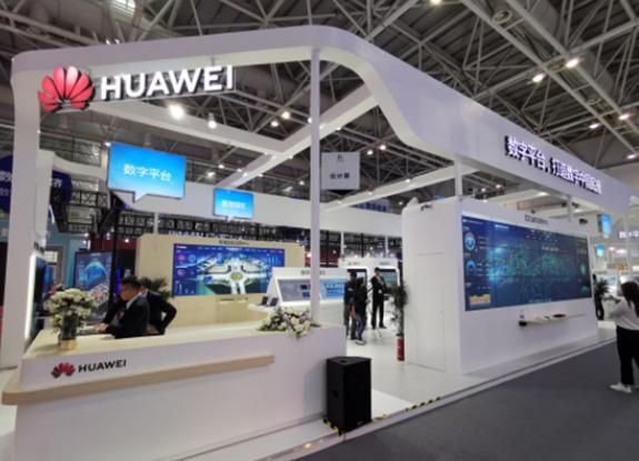 华为已在全球获得超过40个商用合同5G基站出货量...
