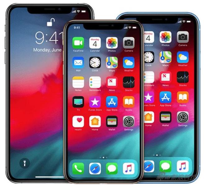 苹果将会在2019款新iPhone中采用新的天线...
