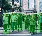 """基于YOLOv2模型的监控系统丧失对人物的识别能力,从而实现在摄像头下顺利""""隐身""""的效果"""