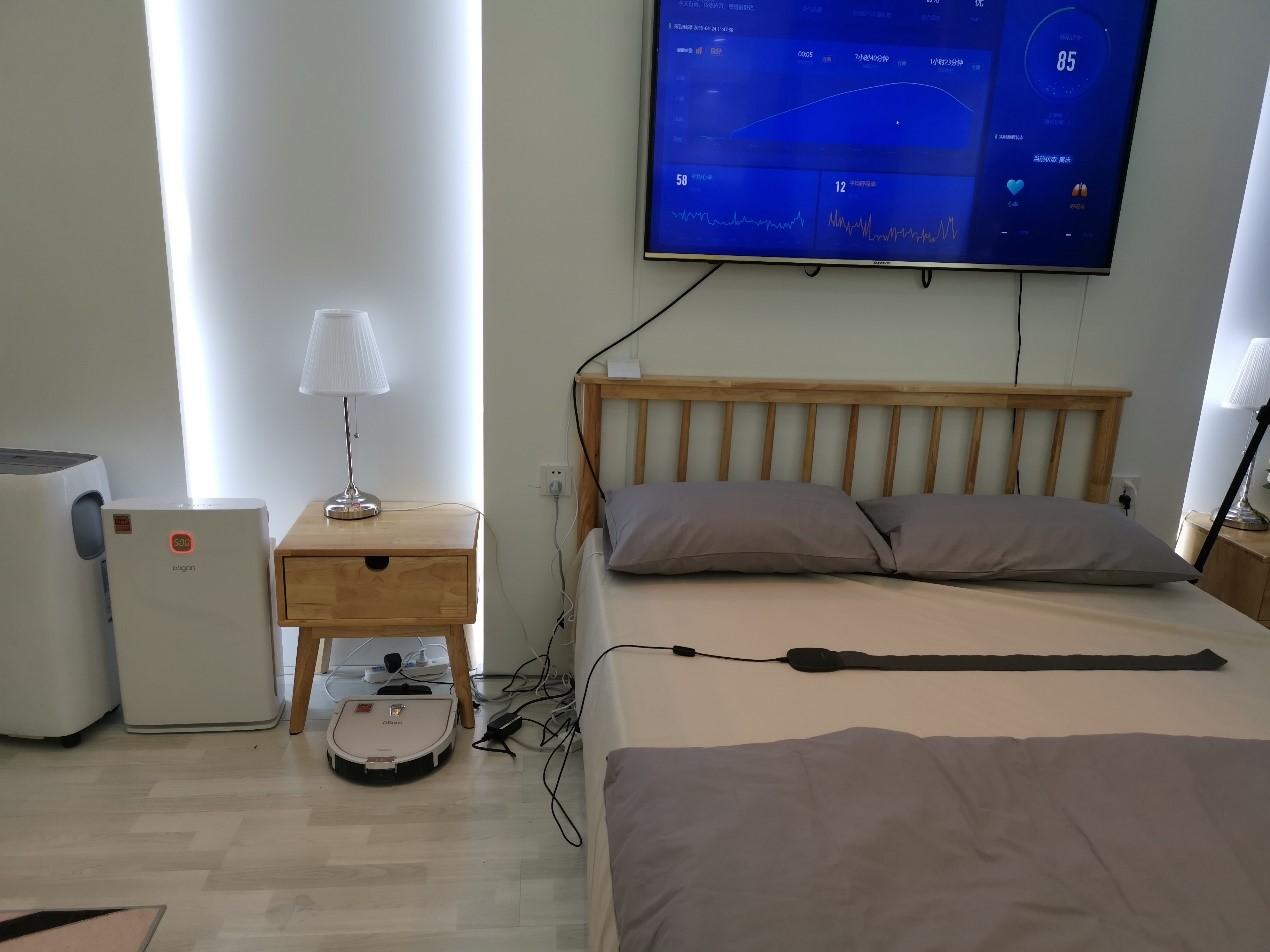 臥室智能照明解決方案