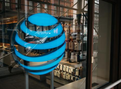 AT&T稱其在美國的5G網絡上實現了首個2Gbi...