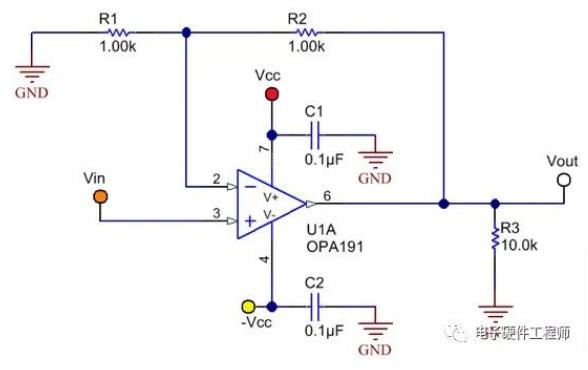 如何正确地布设运算放大器的电路板