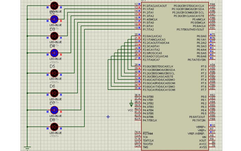如何使用proteus进行msp430的仿真详细资料说明