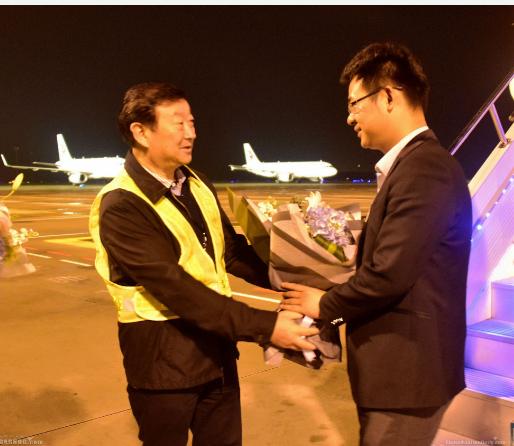 东航江苏公司正式迎来了一架机号为B-306F的A320NEO飞机