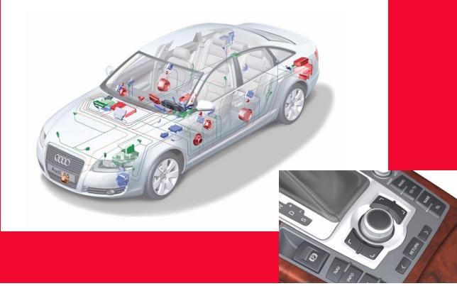 奥迪A6电气系统维修自学手册
