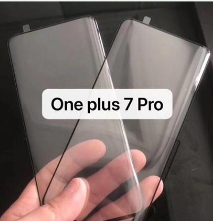一加7 Pro配置参数曝光将搭载骁龙855平台拥有4000mAh大电池