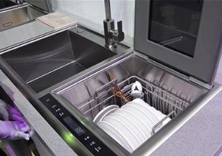 随着人们生活品质的提高 洗碗机逐渐成为新的掘金点