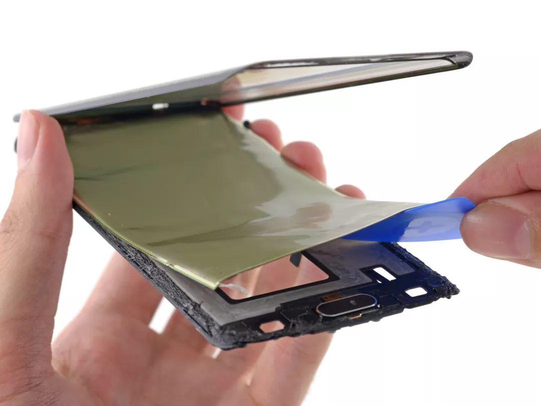 为什么Galaxy Fold这么容易坏 拆解网站iFixit有话说