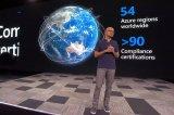 """微软Azure云为AI和""""万物互联""""提供动力"""