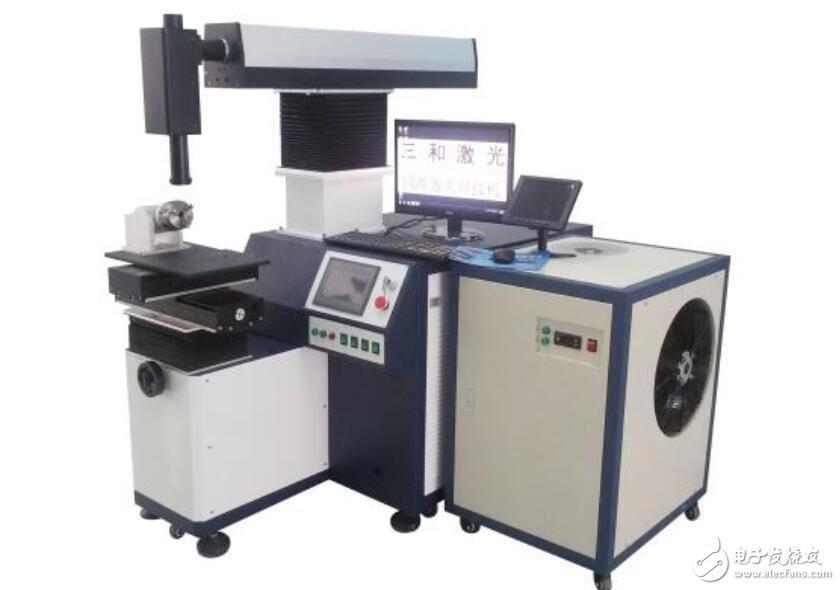 激光焊接機故障分析