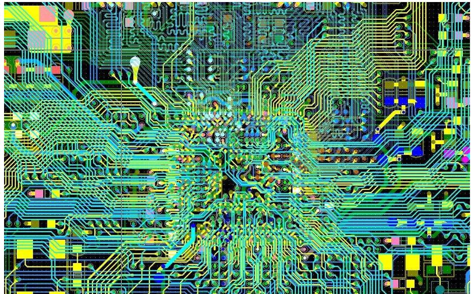 PCB设计铜铂厚度、线宽和电流关系表资料免费下载