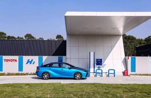 作为新能源汽车的重要发展之一 氢燃料电池汽车频繁出现在大众视线