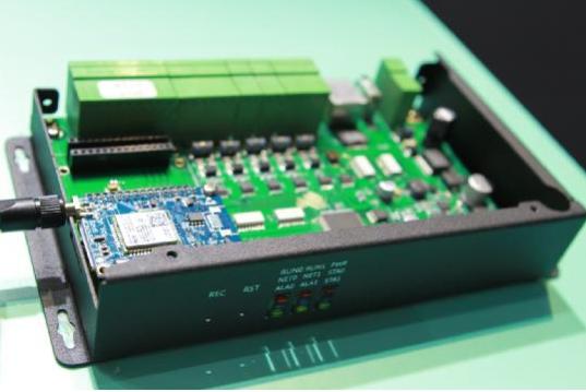 基于Ruff 5110智能网关在地质灾害及农业领域的监测系统设计