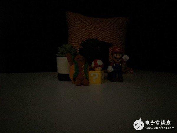 谷歌Pixel 3a夜拍对比iPhone X拍照效果堪比专业夜视仪