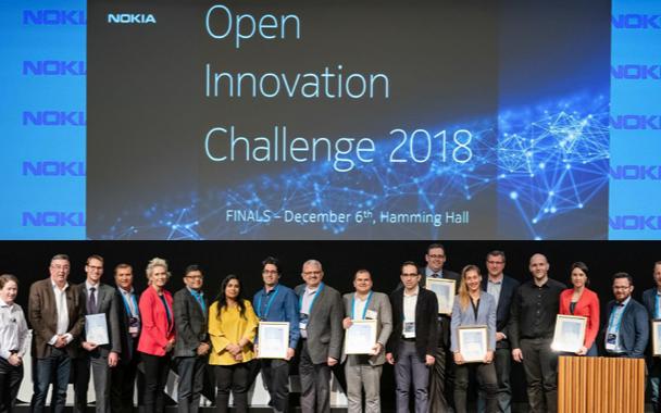 诺基亚开放式创新挑战赛启动 奖金高达17.5万美元