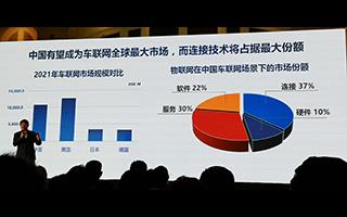 中国车联网有望成全球最大市场 华为阿里抢滩切入
