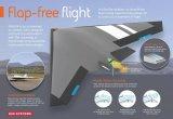 一款无襟翼技术验证无人机的最新进展